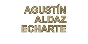 Agustín Aldaz Echarte